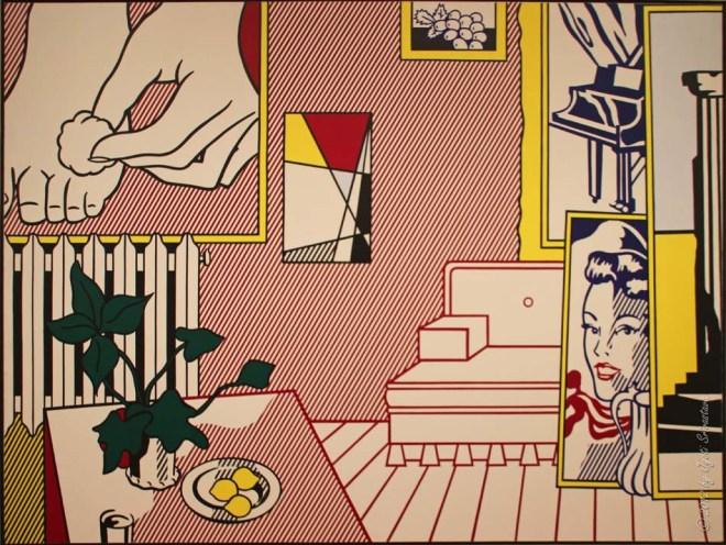 Artist Studio's Foot Medication, 1974