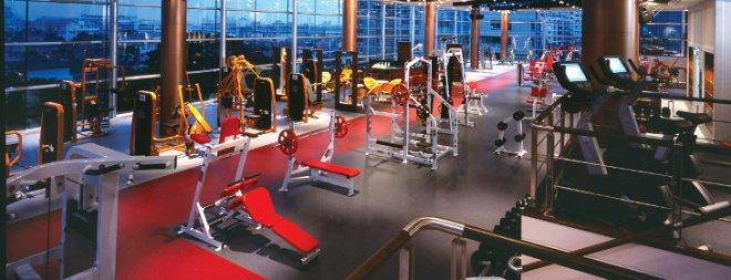 I love this gym