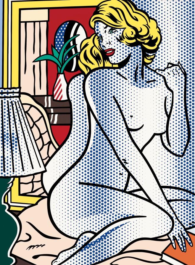 Blue Nude, 1995