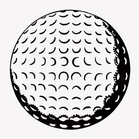 Golf Ball, 1962