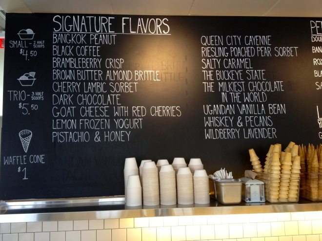 Seasonal Flavors at Jeni's Splendid Ice Creams