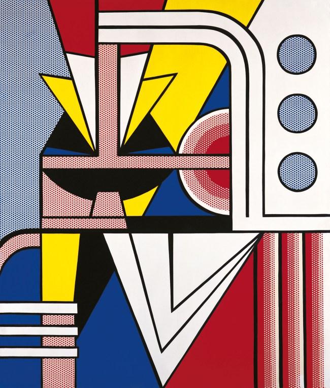 Modern Painting I, 1966
