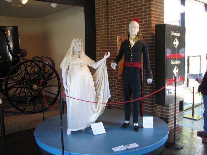 The horrible wedding dress