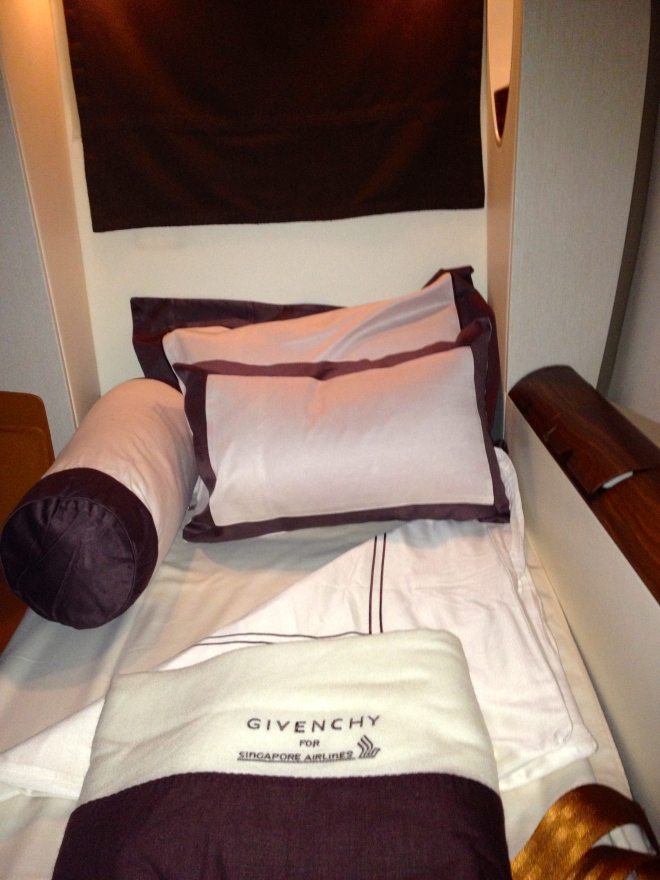 Givenchy blanket.