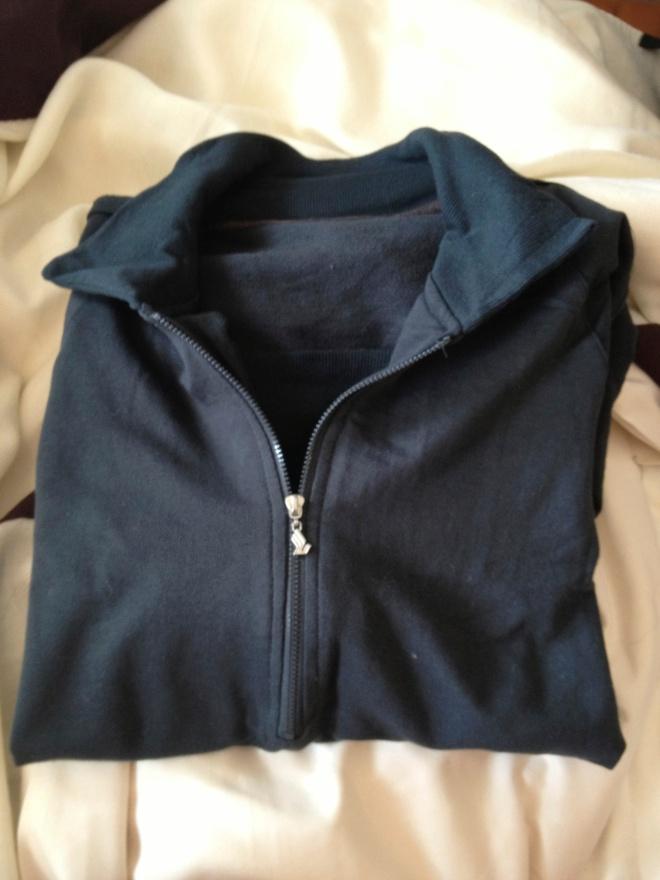 Givenchy sleepwear. Pretty low-grade, non?