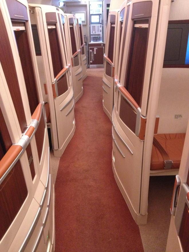 Suites Hallway